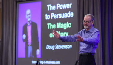 The Power to Persuade - The Magic of Story