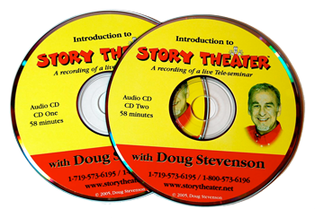Intro to Story Theater