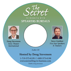 Secret Speakers Bureaus
