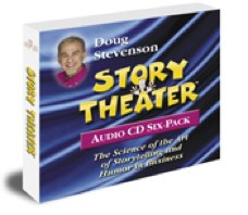 Story Theater Audio Six Pack