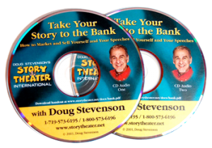 Take Your Story to the Bank